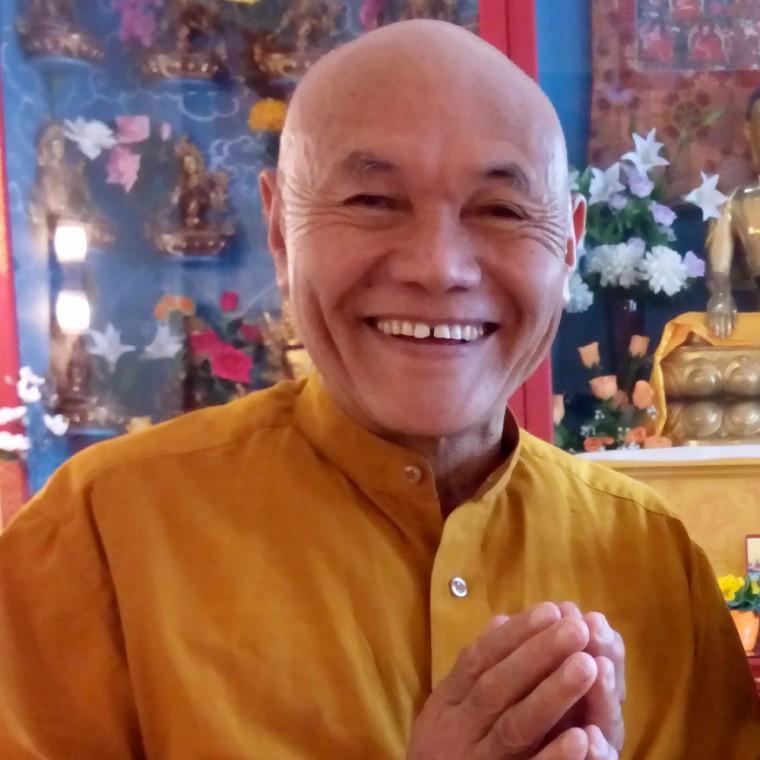 Geshe Ngawang Jangchub