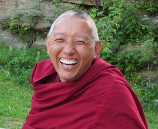 Geshe Tashi Tsering