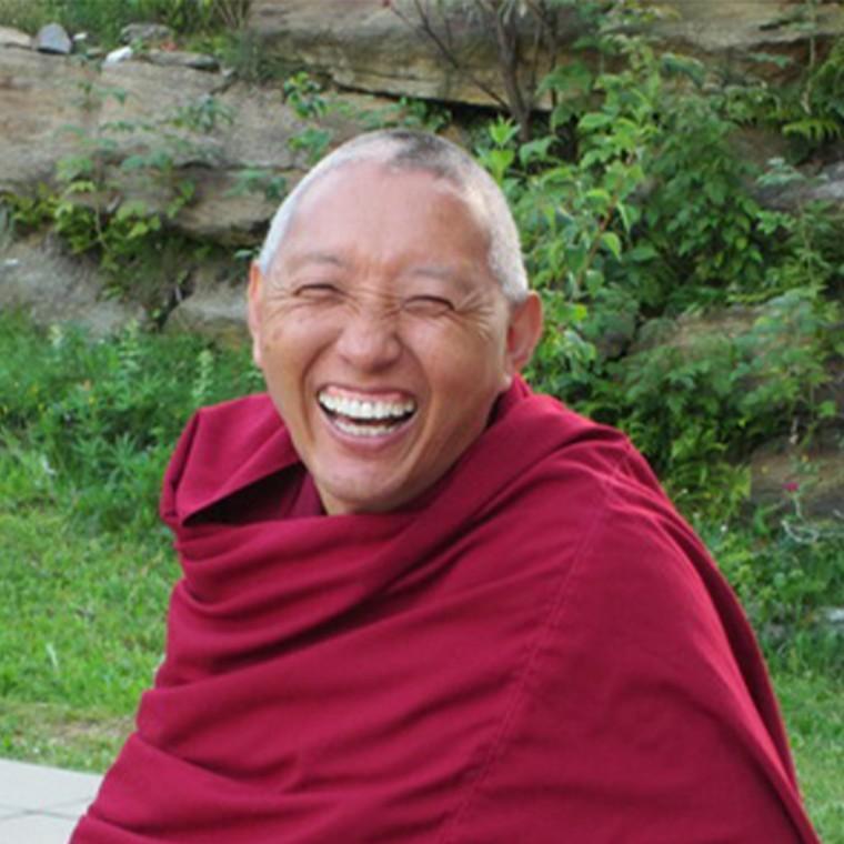 Khenpo Geshe Tashi Tsering