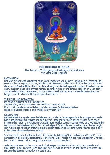 Der Heilende BuddhaBS